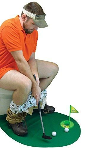 Potty Putter Toilet Time Golf Game Golf Birthday Gifts Golf