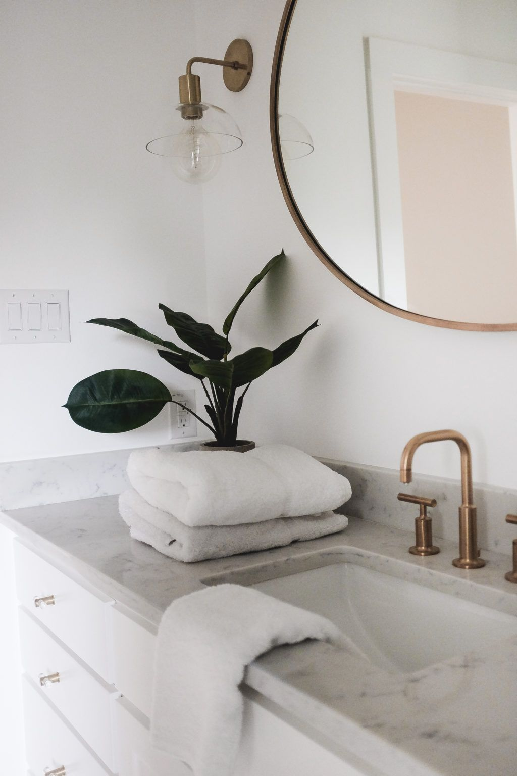 Photo of A Sneak Peek at our Guest Bathroom   The Teacher Diva: a Dallas Fashion Blog featuring Beauty & Lifestyle