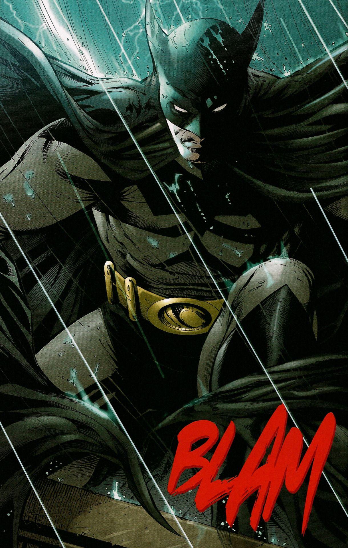 Batman – Tony Daniel