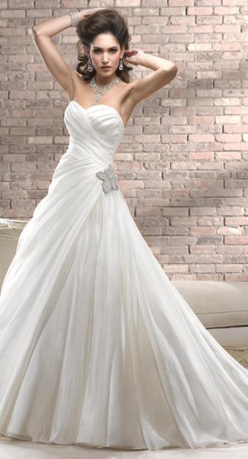 Maggie Bridal by Maggie Sottero Dress Kailani-A3640 | Terry Costa Dallas