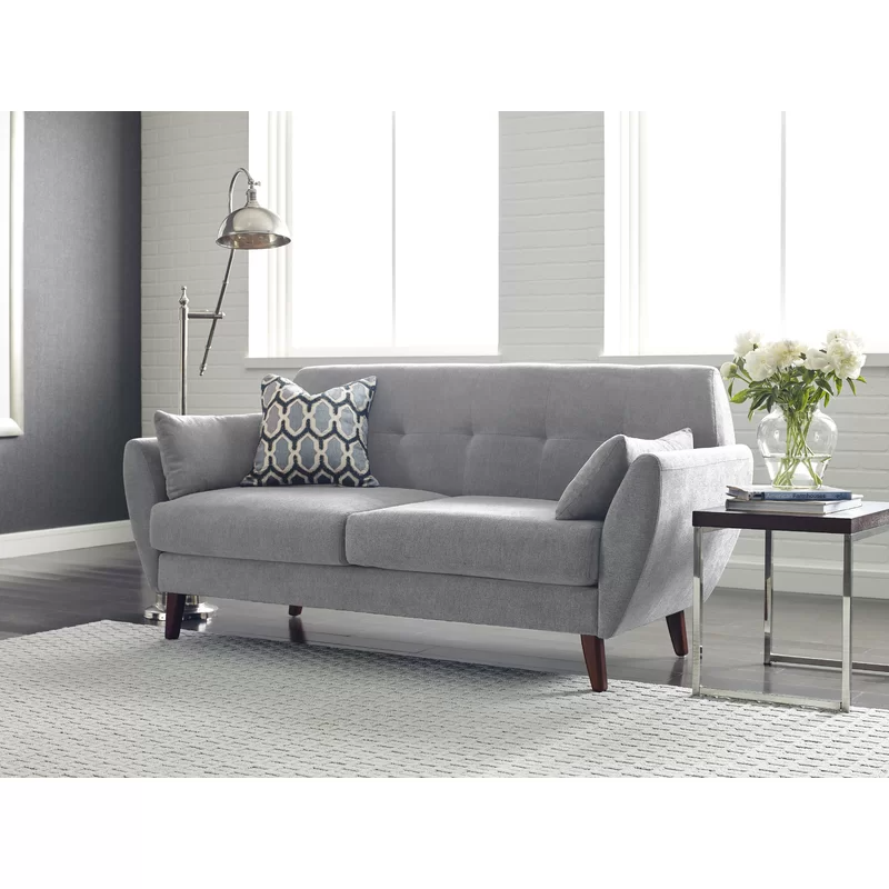 Artesia Loveseat Reviews Joss Main In 2020 Sofas For Small Spaces Love Seat Furniture