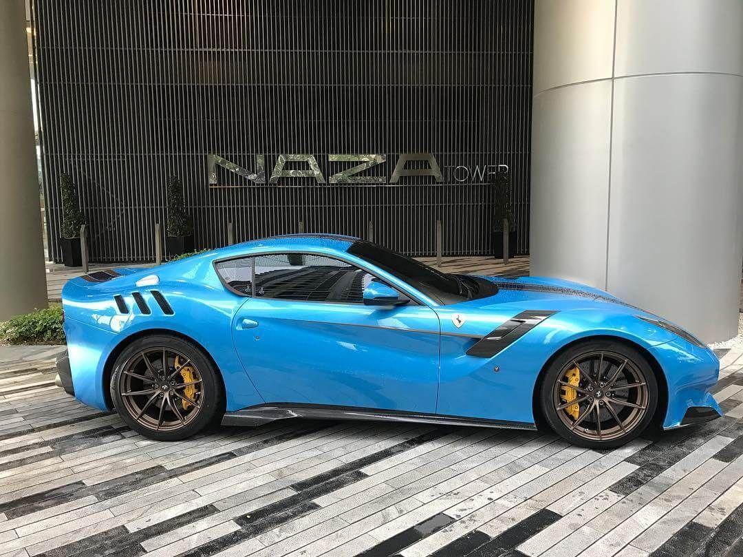 2020 Ferrari 488 Spider Exterior Style Ferrari f12