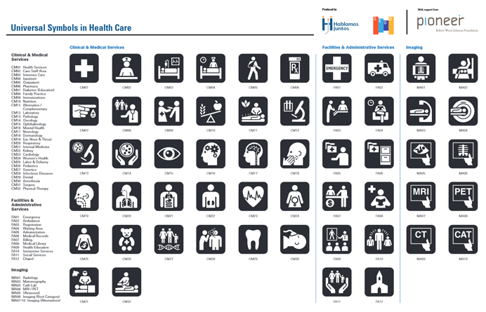 Sample Of Universal Health Care Symbols Nurses Pinterest