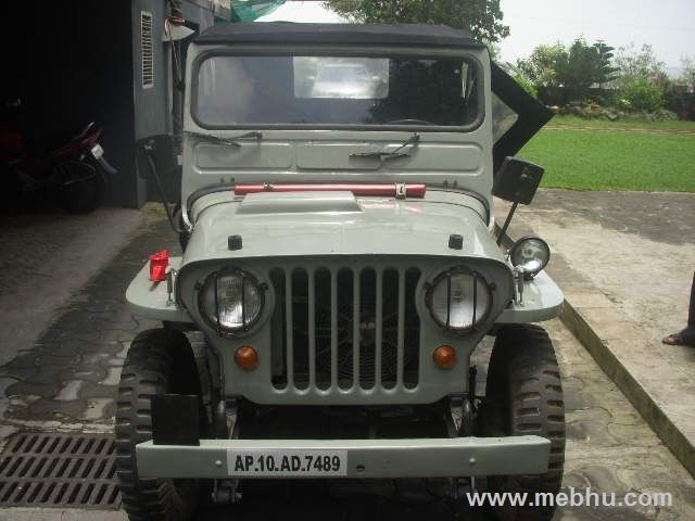 1942 Willyx Jeep Kersi Shroff Auto Consultant And Dealer Bikes