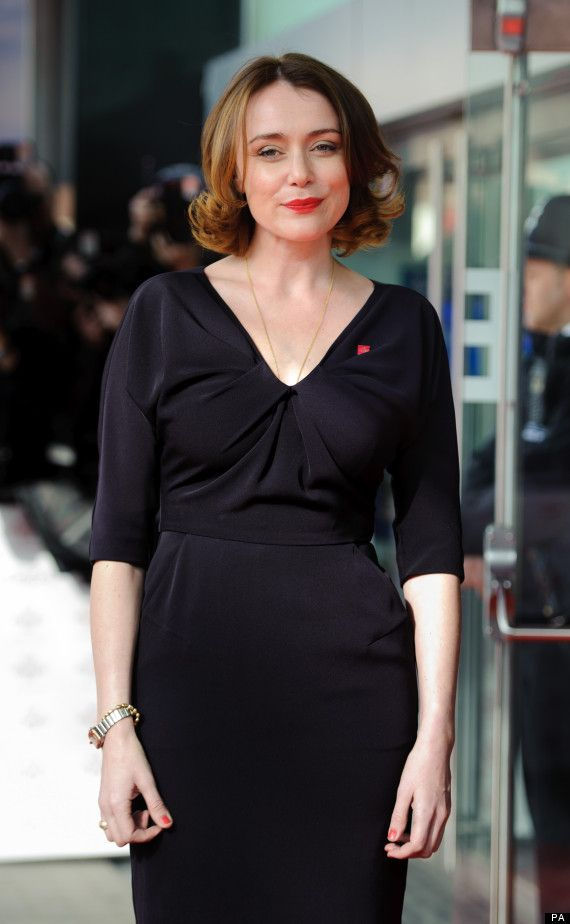 Keeley Hawes. Love her in Ashes to Ashes.