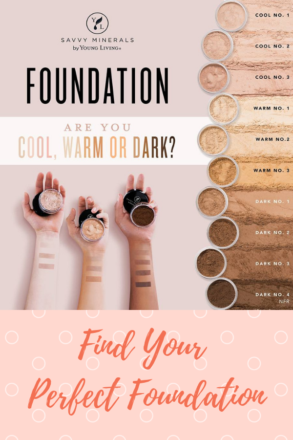 Savvy Minerals by Young Living Foundation Savvy minerals
