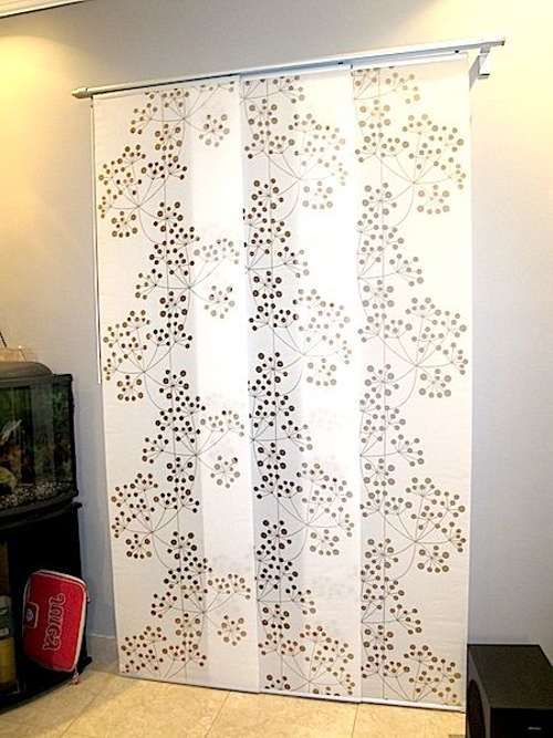 Ikea Panel Curtain Insitu Google Search Temporary