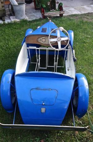 JOUETS, JEUX, VOITURES A PEDALES. – L univers des voitures à pédales et à  moteur pour enfants 2c1edc8401df