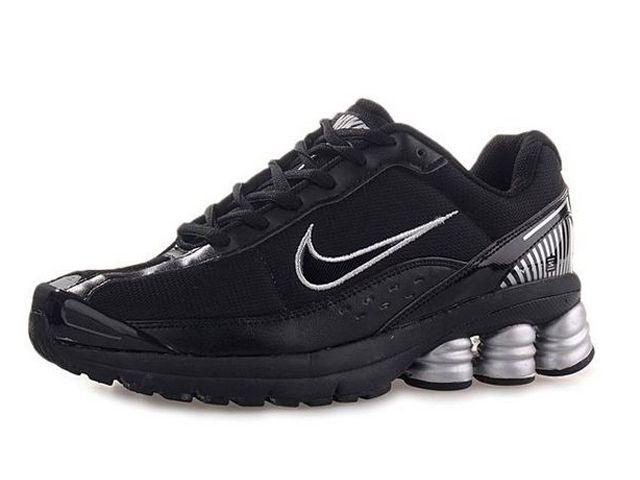 best website a1bc3 a41c7 Chaussures Nike Shox R6 Argent  Blanc  Noir  Gris  nike 12299  - €
