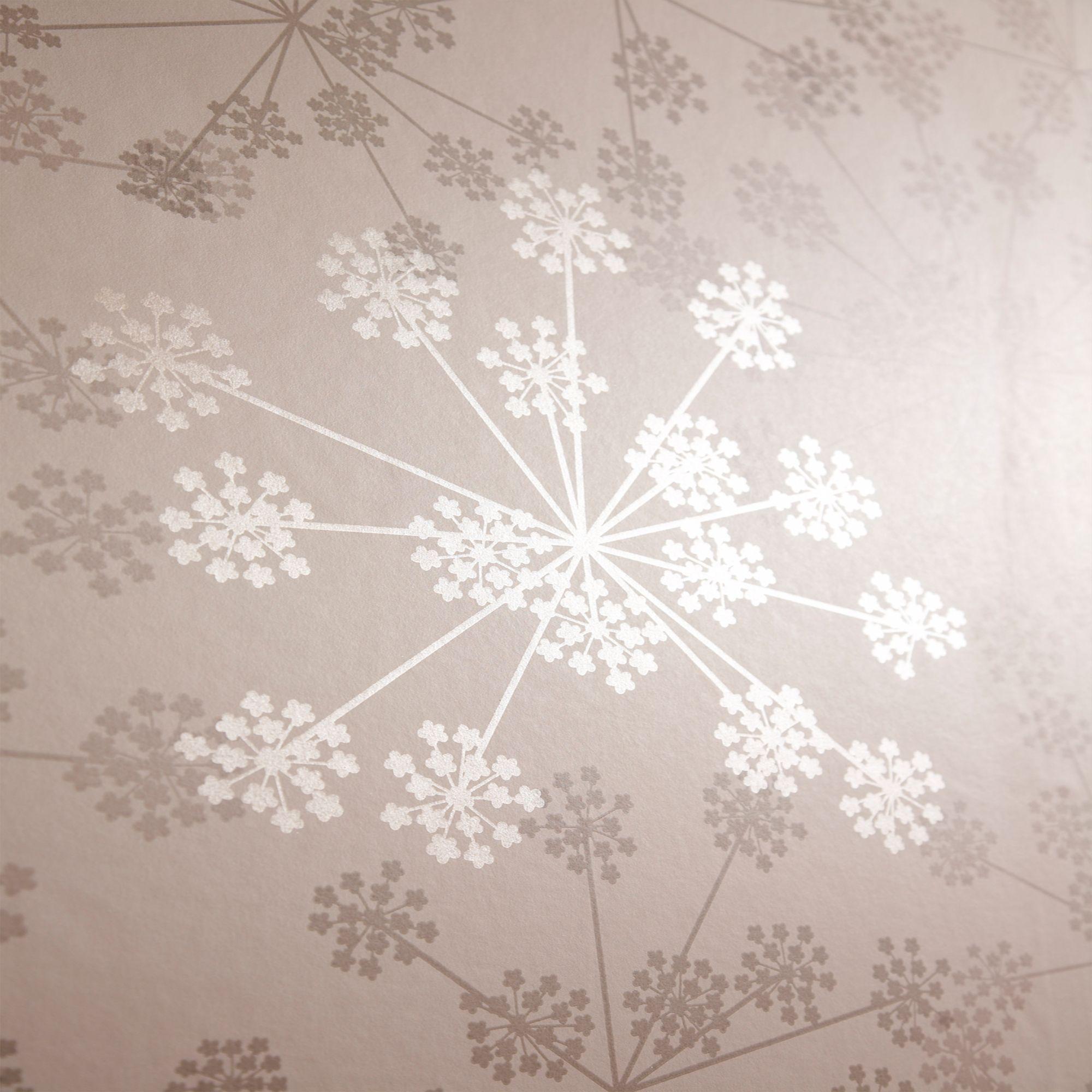 Graham Brown Sparkle Buttermilk Starburst Wallpaper Wallpaper