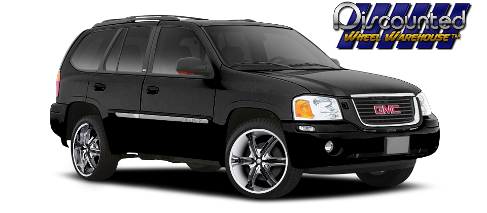 2004 Gmc Envoy Base On 20 Quot Milanni Wheels 460 Bel Air 6