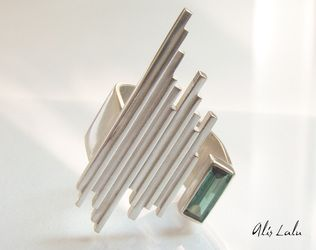 Alis Lalu Contemporary Jewelry Skyline Collection - Alis Lalu Contemporary Jewelry