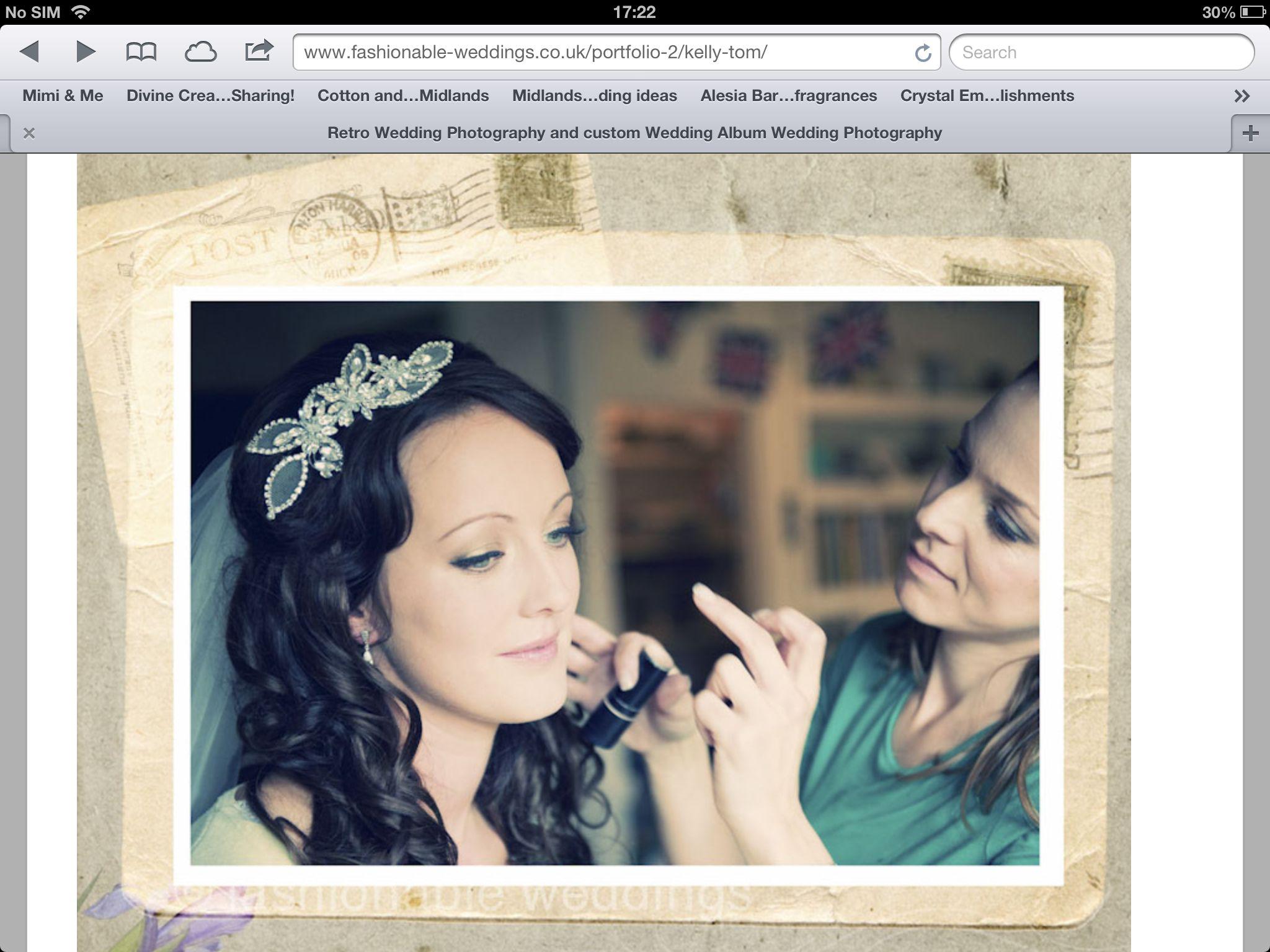 James Nader at Fashionable Weddings Wedding photography