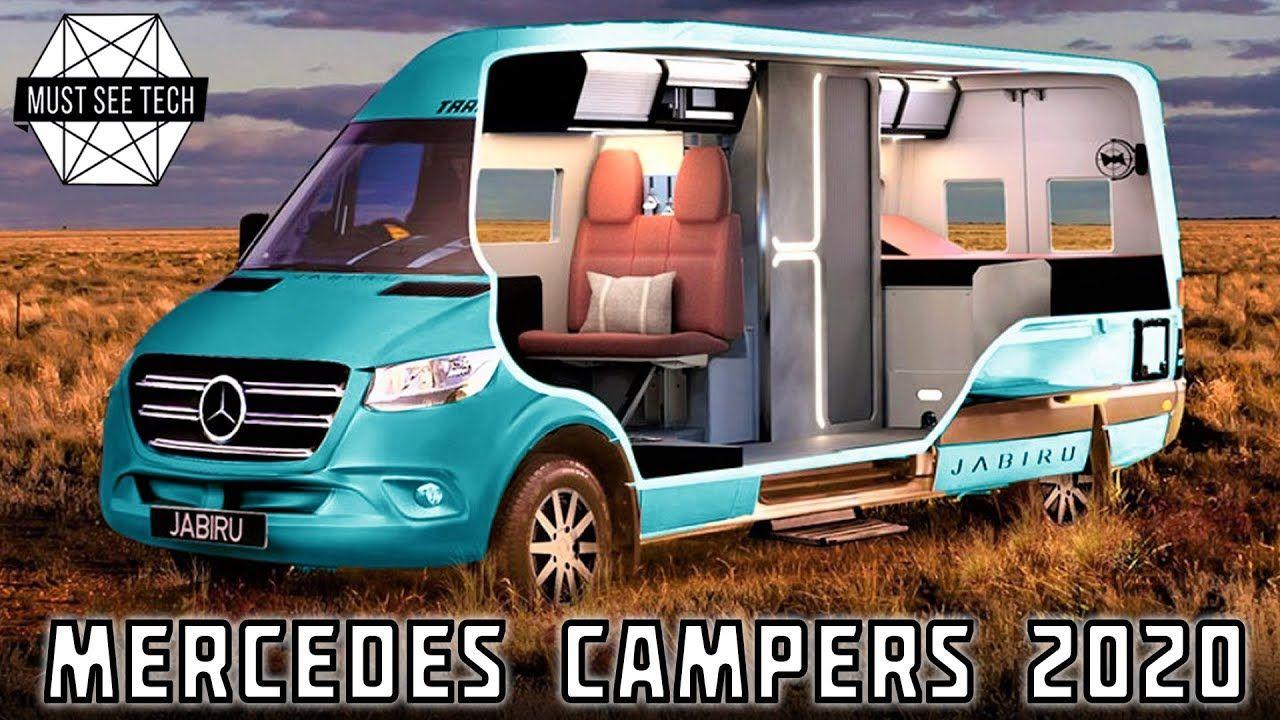 vans camper