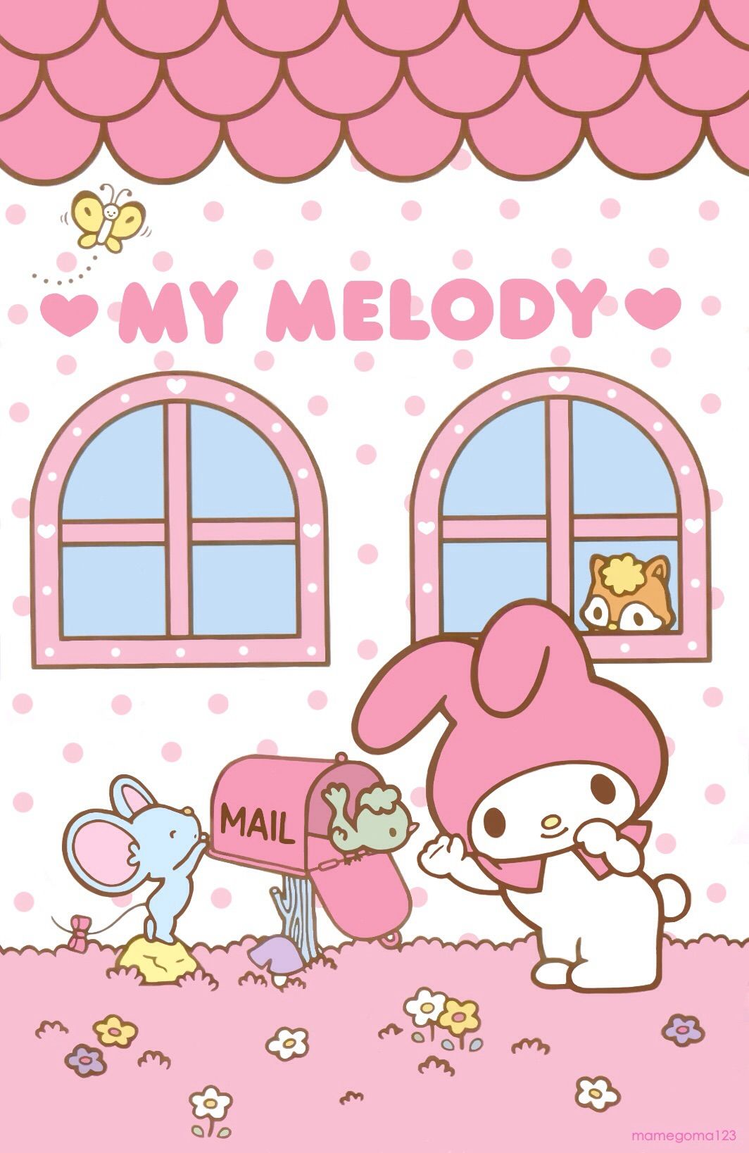 Cute images | Japanese Ilustration - My melody | Pinterest | Libros ...
