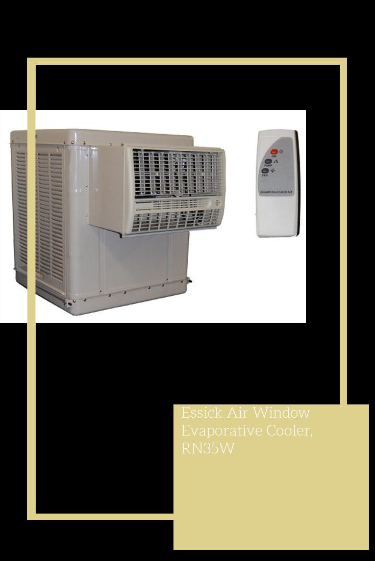 Essick Air Window Evaporative Cooler, RN35W airconditioner