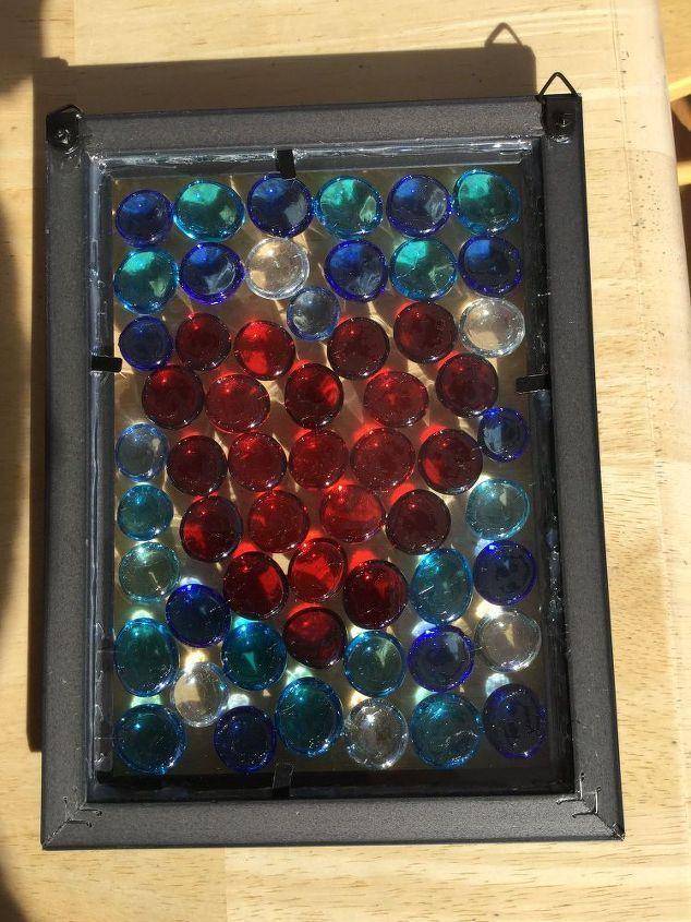 barata sol apanhador gema de vidro, artesanato, decoração home, redirecionando upcycling