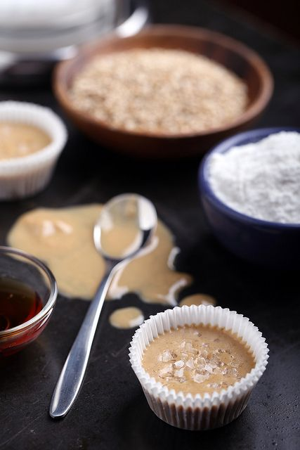 Small Cheesecake Recipe Salted Caramels