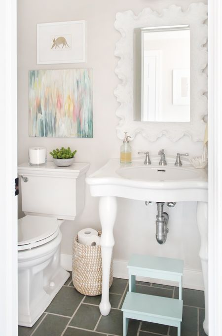 Our Current House | Young house love, Bathrooms remodel, Home