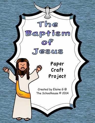 Image Result For Jesus Baptism Craft Nite Lite Pinterest