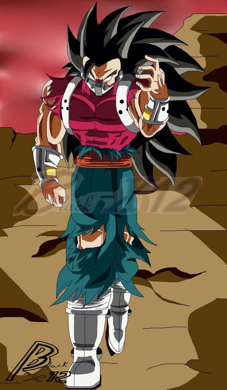 Kanba sayajin maligno KL Personajes de dragon ball