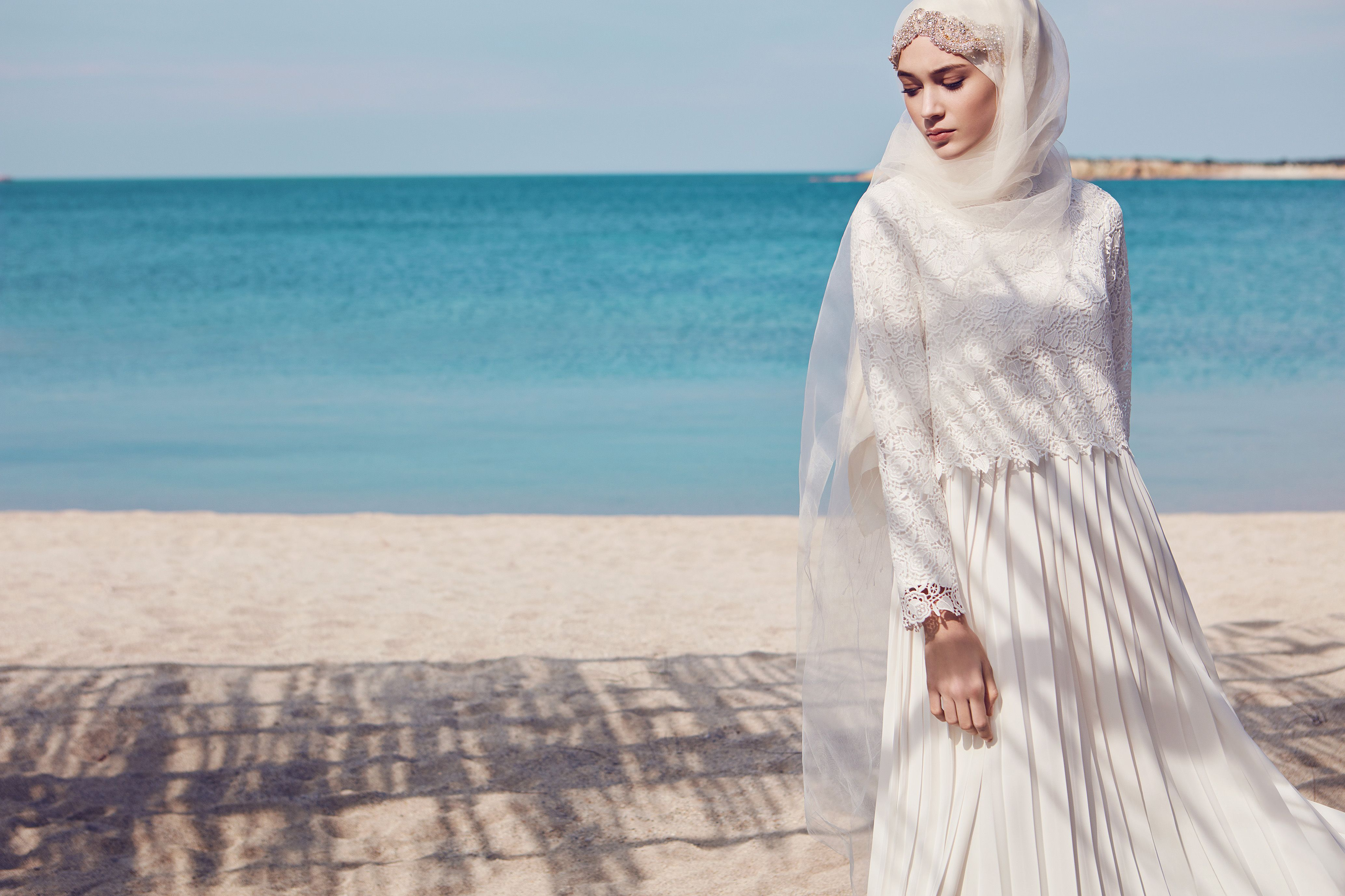 Pin by Betül on Dikiş - Abiye | Pinterest | Muslim, Wedding dress ...