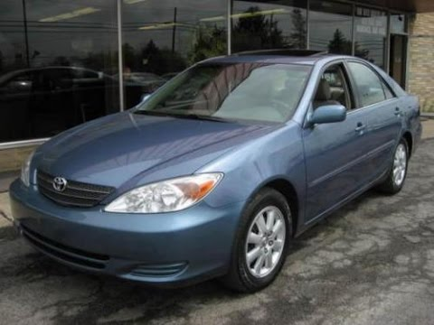 2002 Toyota Camry Le Review Buying Tips Youtube Toyota Camry Camry Toyota