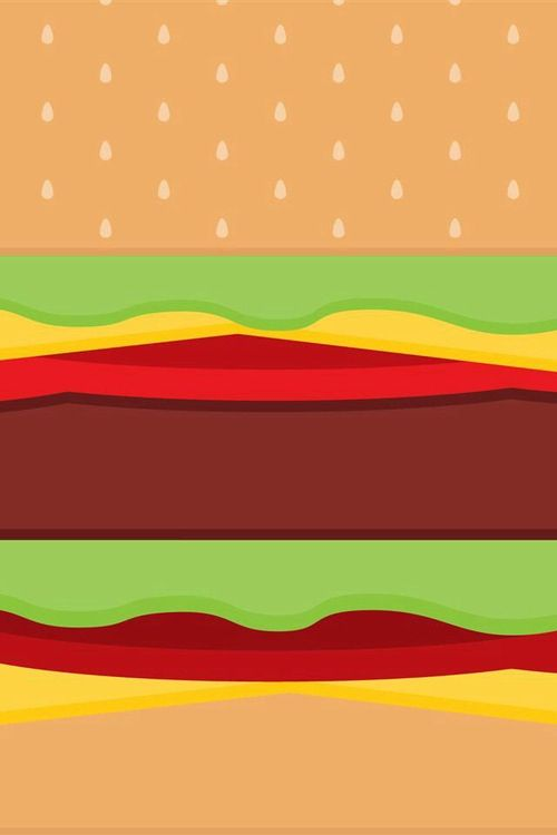 McDo Hamburger WallPaper