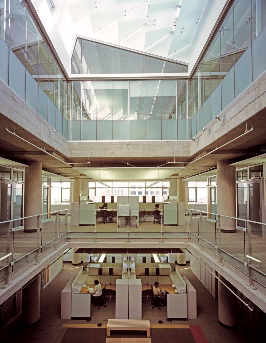 atrium Top nursing schools, Atrium design, Vocational school