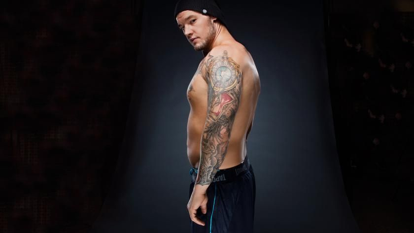 Baron Corbin Superstar Ink