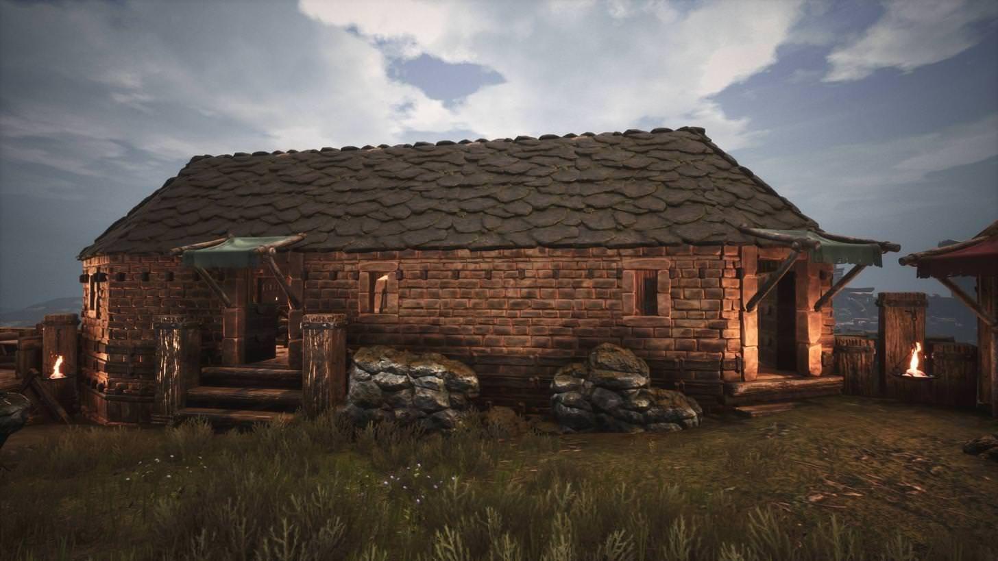 Smithy Conan Exiles Ark Survival Evolved Bases Ark Survival Evolved