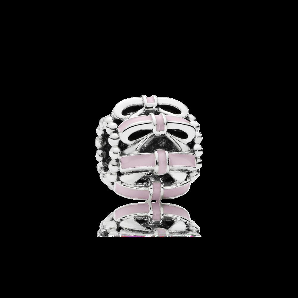 PANDORA   Regalos dulces, esmalte rosa   Pandora jewelry, Pandora ...