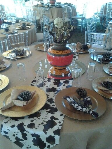 Brown gold cream and a pop of colour african wedding vibes event decor brown gold cream and a pop of colour african wedding vibes junglespirit Choice Image
