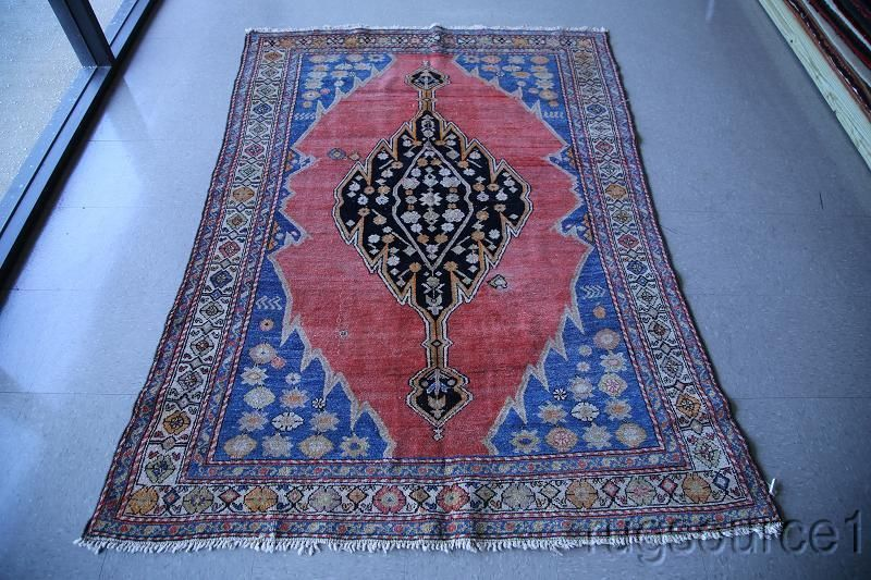 Pre 1900 Collectible Antique 5x6 Hamedan Persian Oriental Area Rug Wool Carpet Persian Oriental Area Rugs Wool Area Rugs Rugs