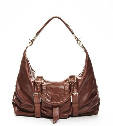 337dd2b1fd0 Botkier sasha medium duffle in chocolate. Botkier sasha medium duffle in  chocolate Designer Leather Handbags ...
