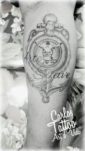 Tatuador  Carlos paranagua