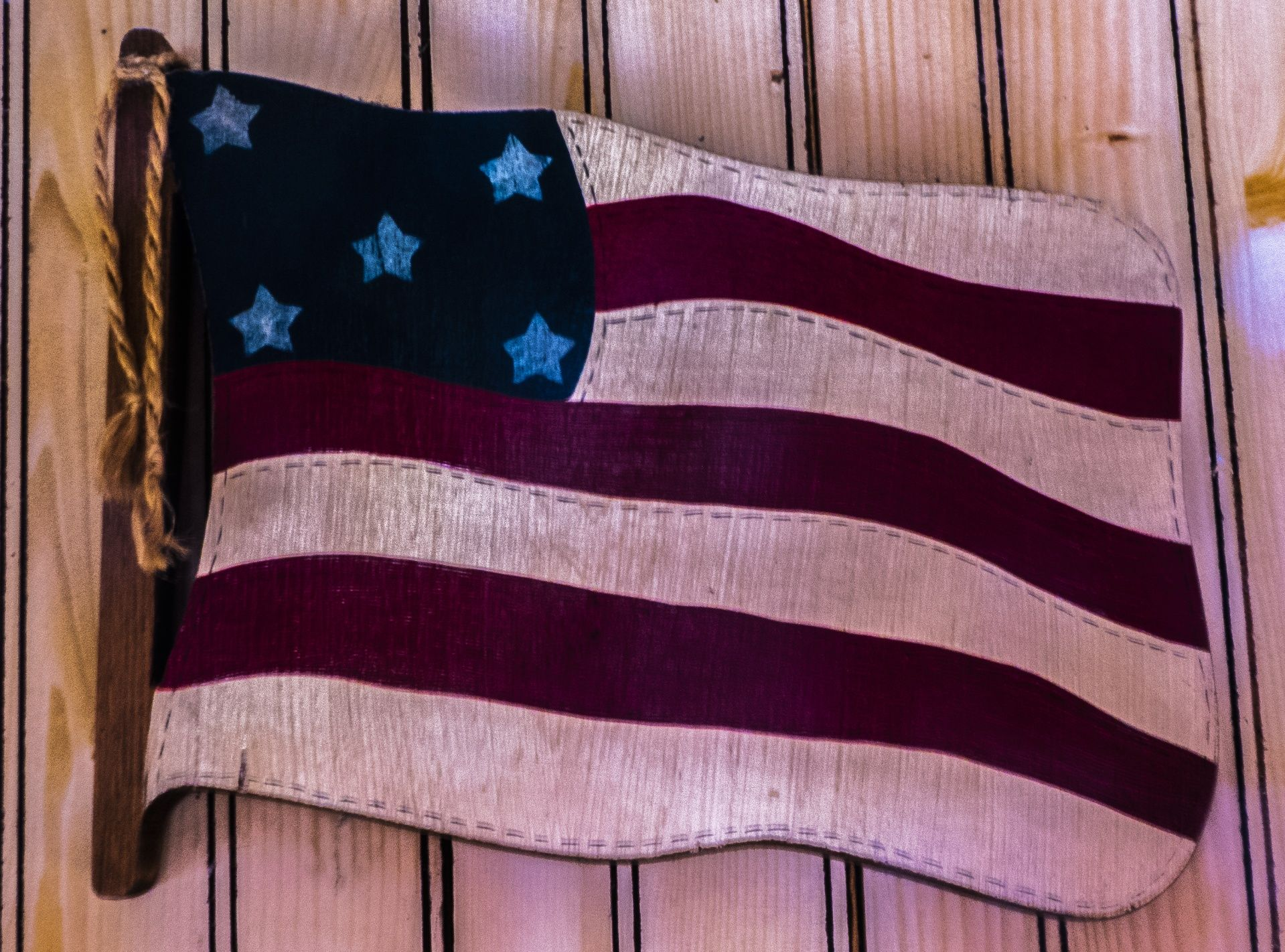 Wood Flag Decoration For Background Diy Projects Public Domain Picture Use For Your   Blog Post Book Or Other Project