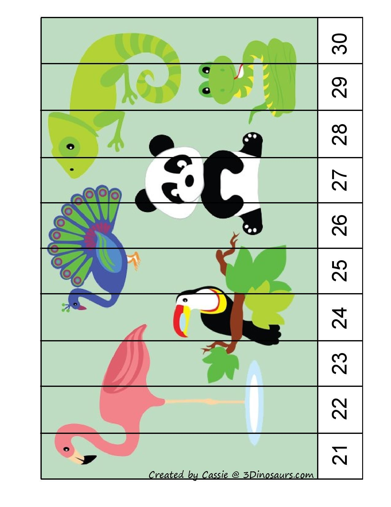 Puzzles Infantiles With Images