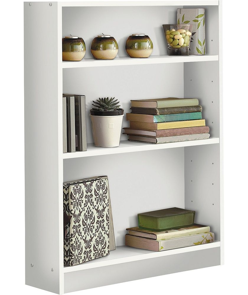 Size H82 5 W65 D16 5cm 2 Adjustable Shelves So Slightly Wider And Deeper Than Ideal 12 99 Each Would For Home Kitchen Construction Details Small Bookcase Shelves Classic Home Furniture