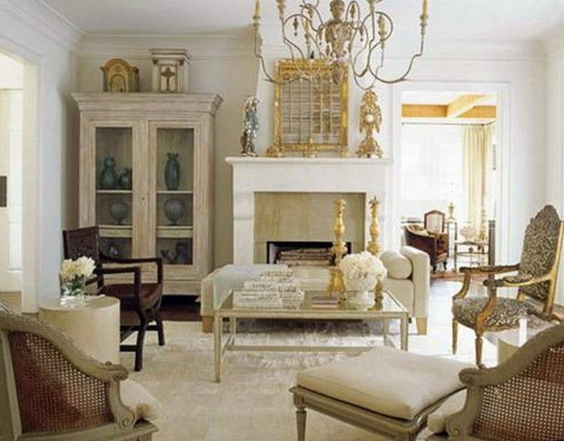 French Design Living Room Part - 25: Living Room Pottery Barn Living Room French Country Traditional Living Room  Decor Designing French Country French