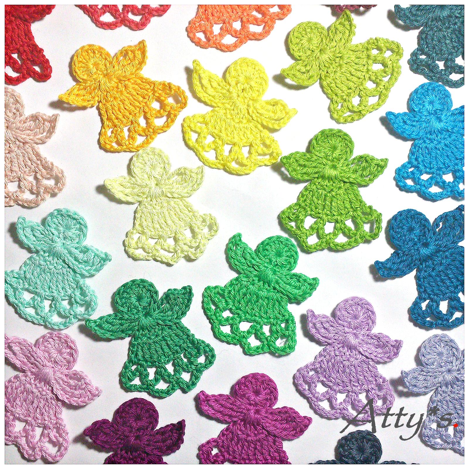Gehaakte Kerst Engeltjes Haken Pinterest Crochet Christmas