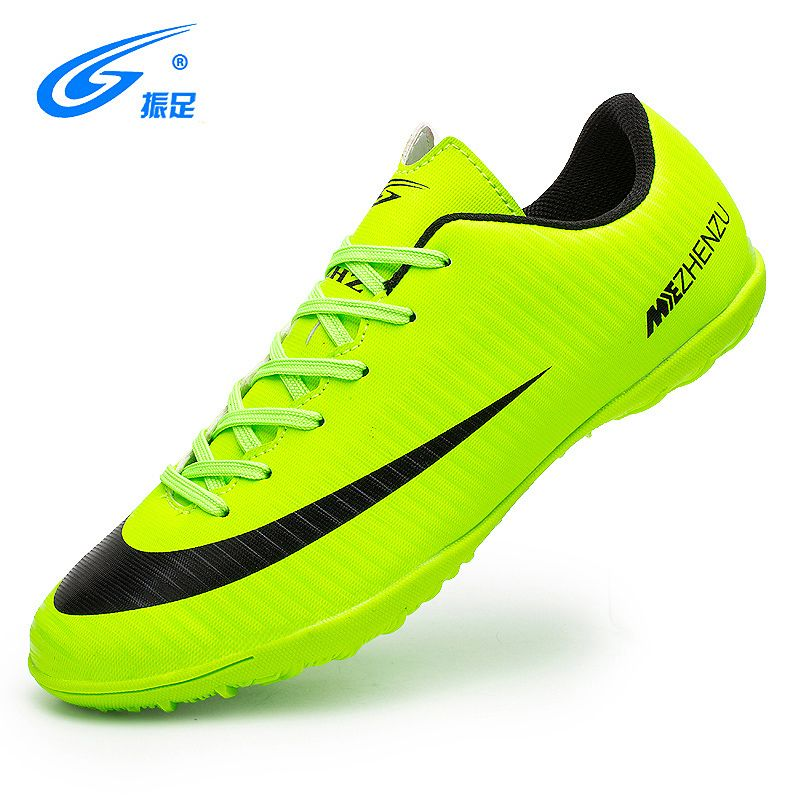 04dbca4a44d best price zhenzu professional men turf indoor soccer shoes cleats kids  original superfly futsal  indoor  court  shoes