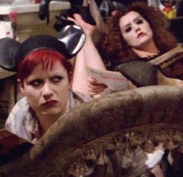 Image result for magenta columbia rocky horror