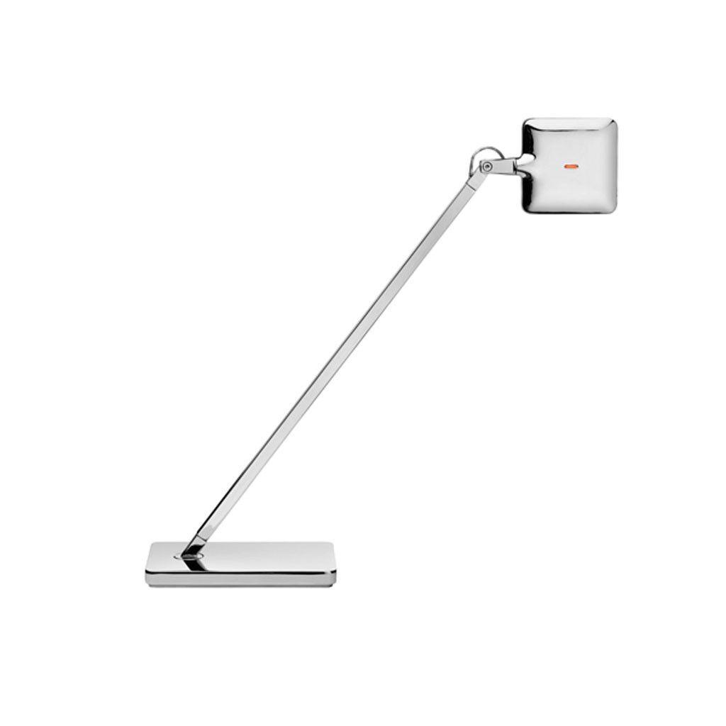 Kelvin Led Mini Table Lamp In Chorme Desk Lamp Table Lamp Led Desk Lamp