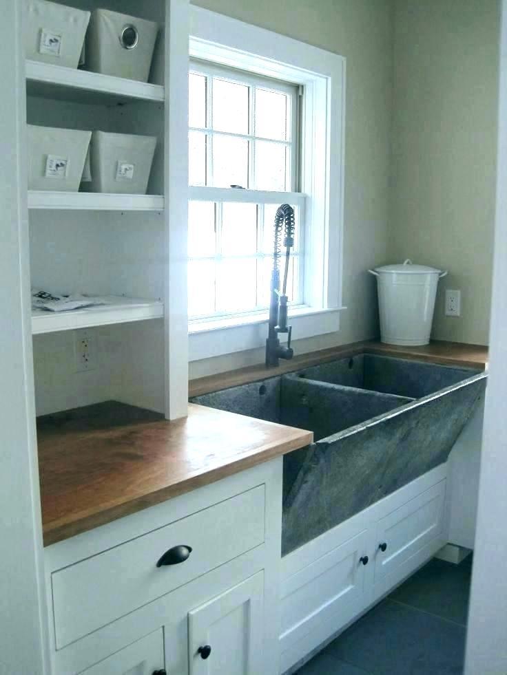 basement laundry room kitchen remodel