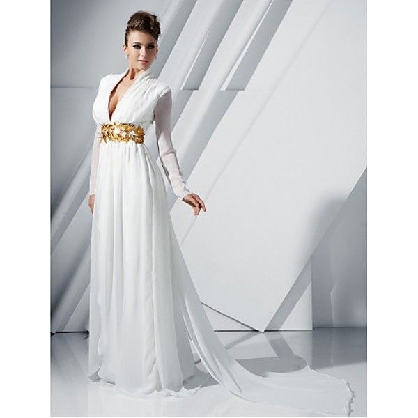 Robe cocktail blanche hiver