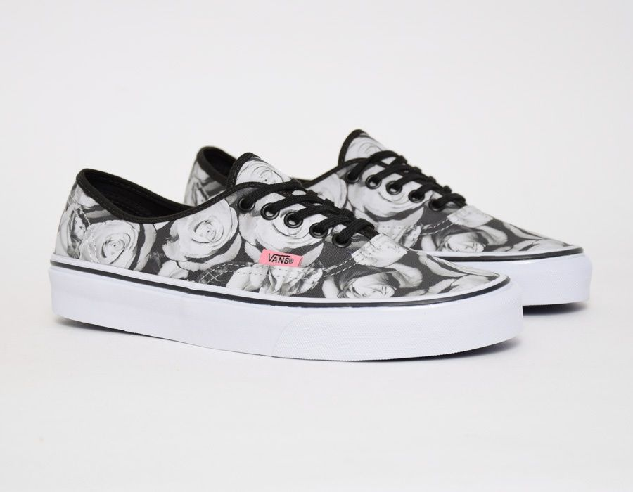 1601670275 Vans Authentic Wmns Digi Roses  sneakers