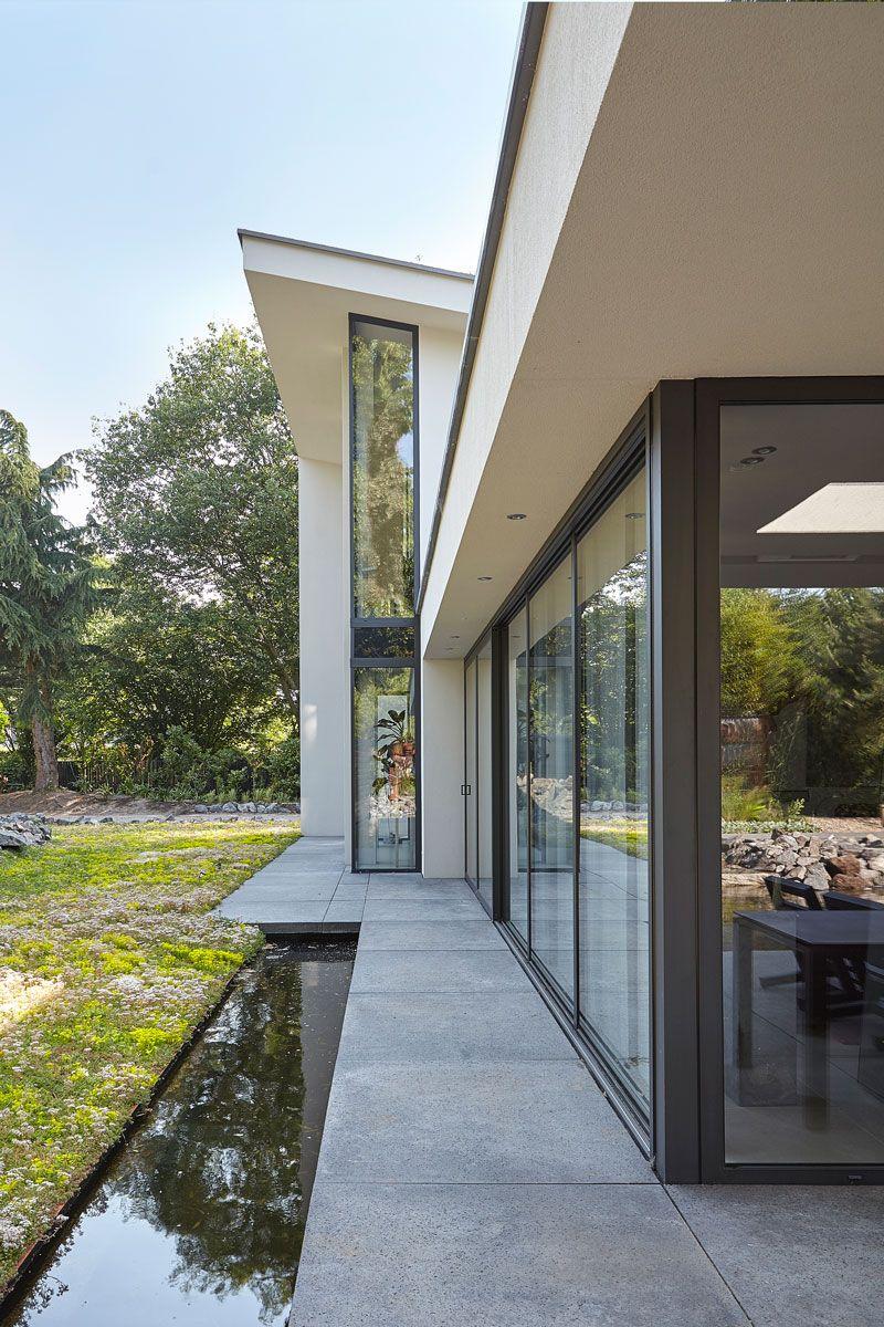 Moderne villa | Searching