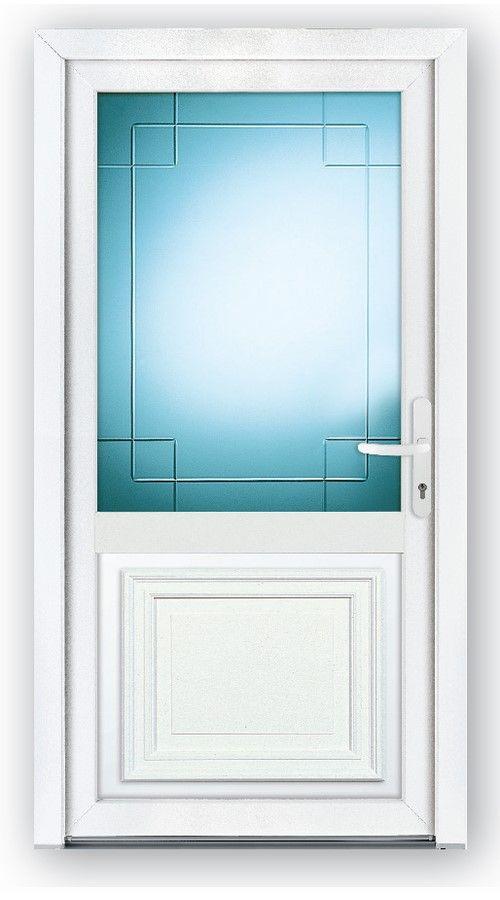 Porte d 39 entr e pvc tryba porte d 39 entr e pinterest house - Tryba porte d entree aluminium ...