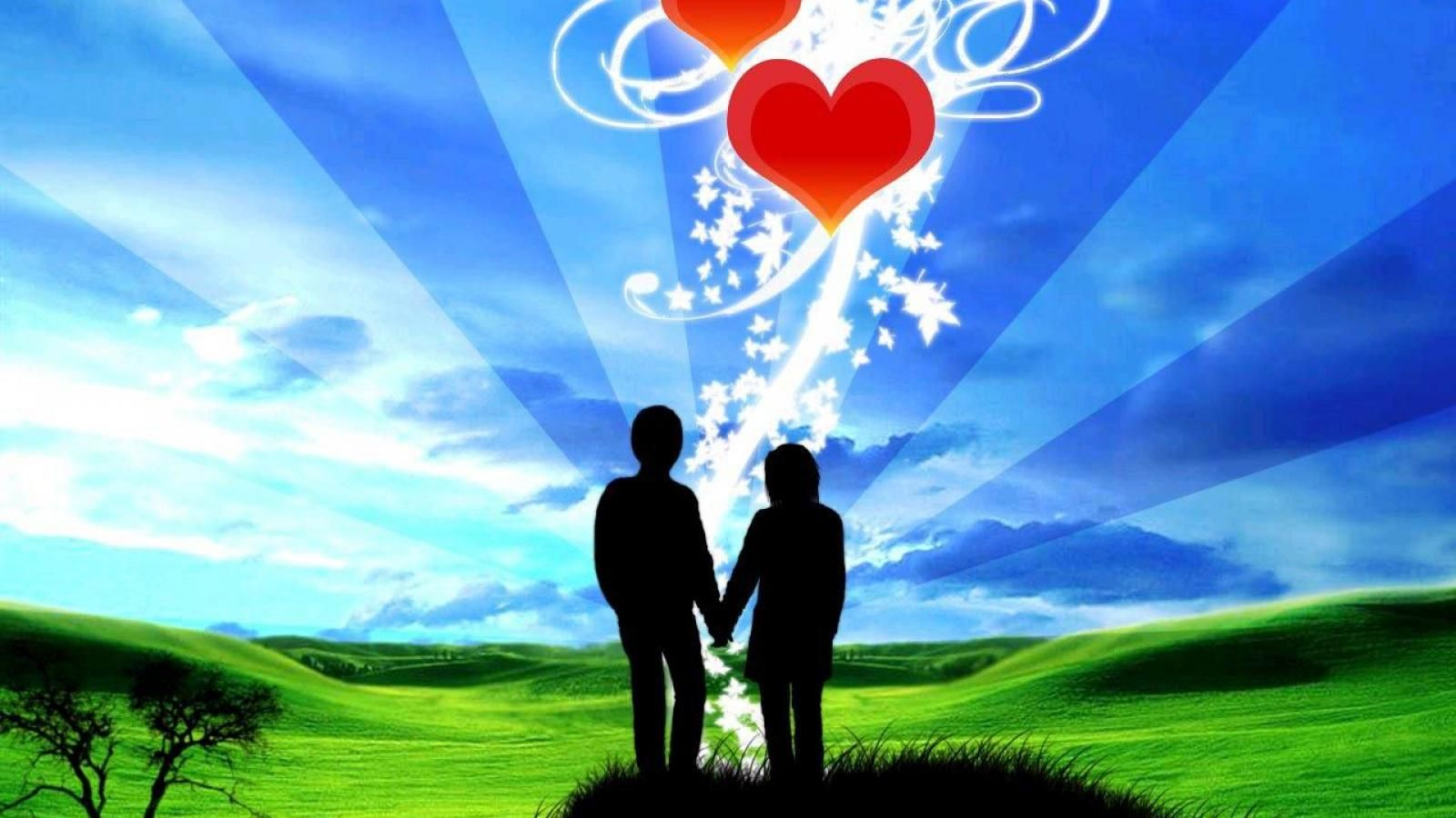 Best Wallpapers of Romantic Boy and Girl in Love Kisshug   HD ...